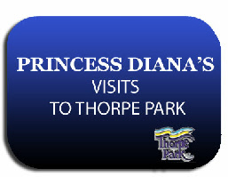 Princess Diana at Thorpe Park